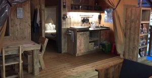 tente woody intérieur
