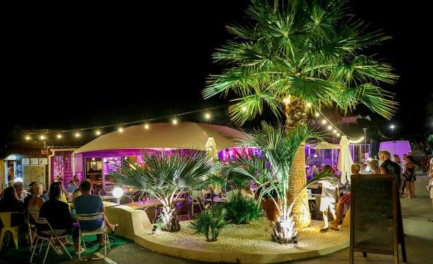 Ambiance Restaurant Palmier