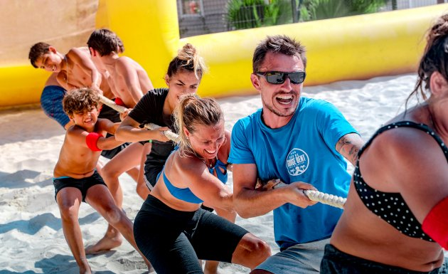 Animations camping à frejus